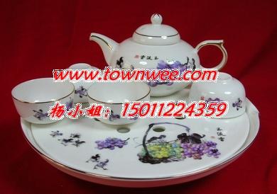 盛世昌南陶瓷茶具,陶瓷定做,手绘大花瓶,陶瓷茶叶罐,北京瓷器定做,陶瓷工艺礼品,陶瓷酒瓶