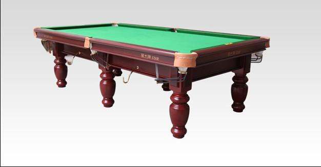 供应美式台球桌 家用台球桌 桌球台 标准台球桌