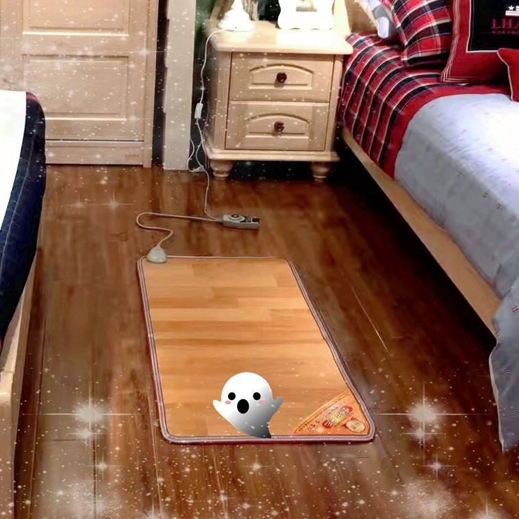 碳晶移动地暖垫无辐射老人孩子都可以用