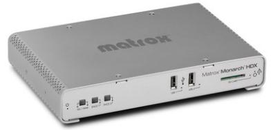 Matrox 迈创 Monarch LCS 课堂录播设备