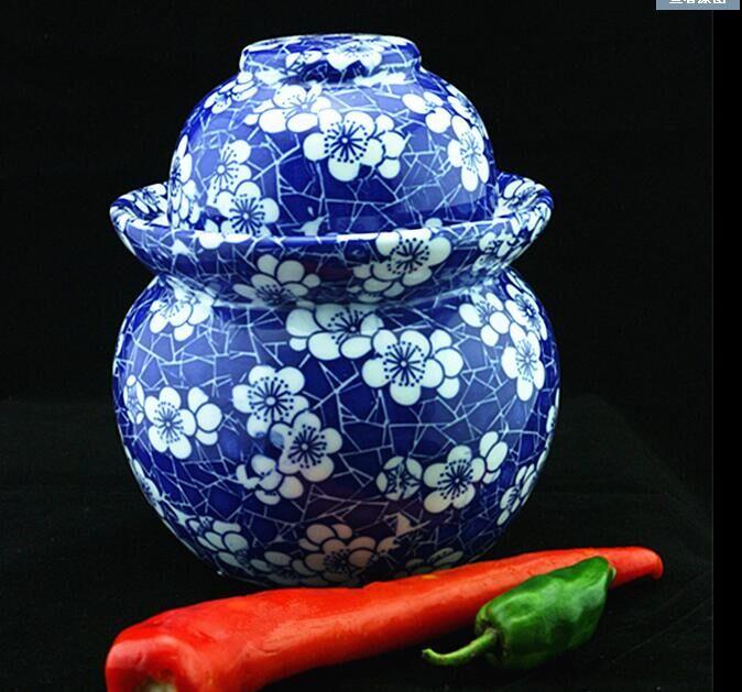 广州泡菜坛子生产厂家 大号腌菜坛子 坛子加字定做
