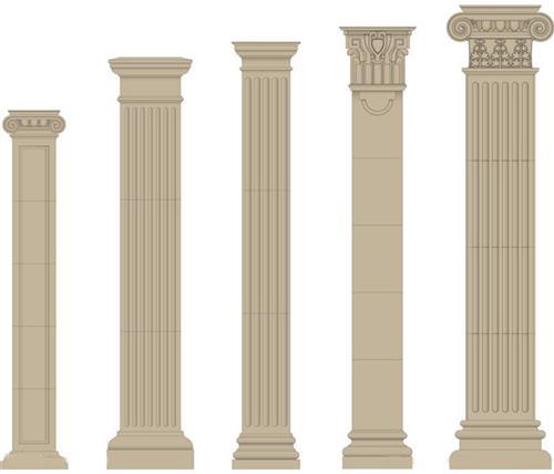 延安罗马柱模具_刚锁欧式构件罗马柱模具_欧式罗马柱模具