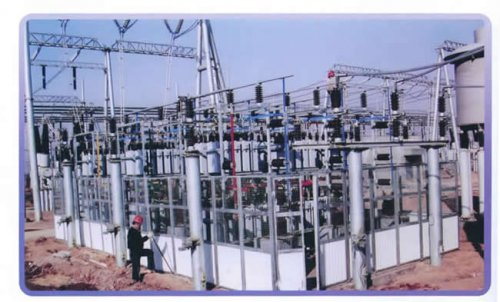 国普高压并联电容补偿成套装置降低线路损耗