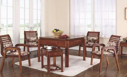 圆形现代餐桌式麻将桌哪里有专卖店