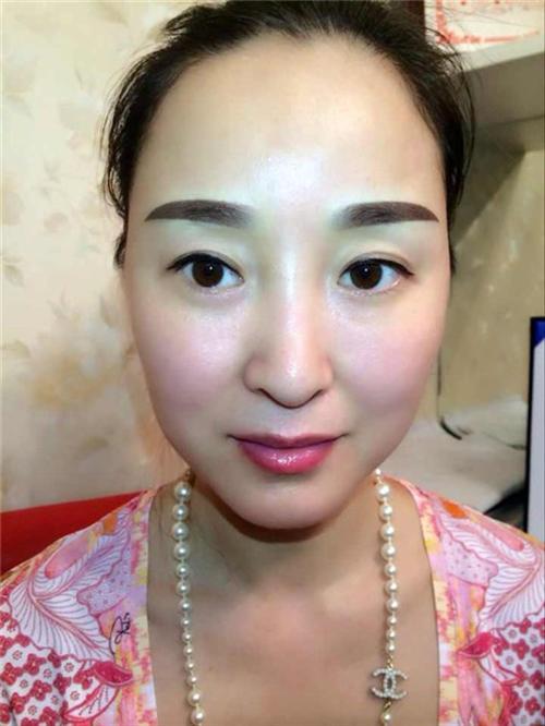 永川纹眉培训|施俐娜|哪里纹眉培训便宜