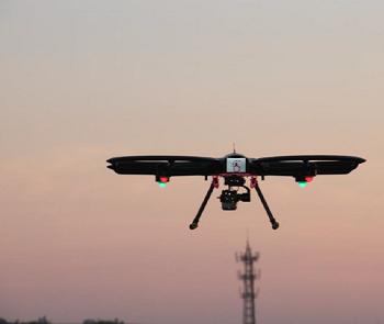 旋翼无人机X5应用于第三次全国农业普查