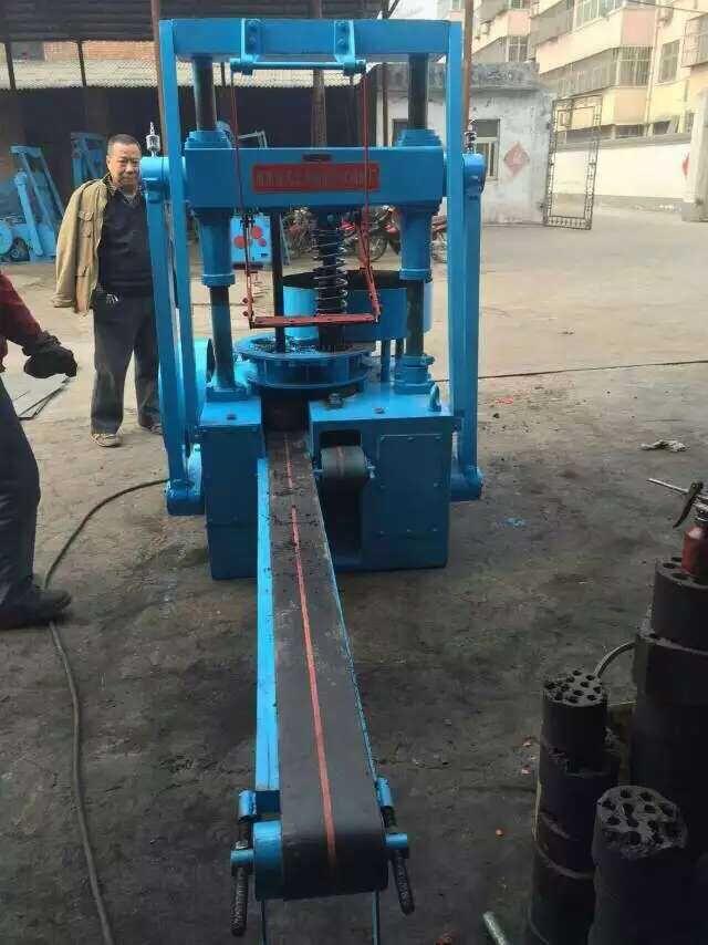 新型秸秆蜂窝煤机,广州煤球机