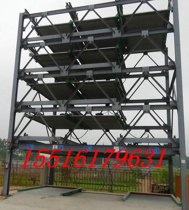 河南郑州立体停车设备以独特的优势赢得客户喜爱