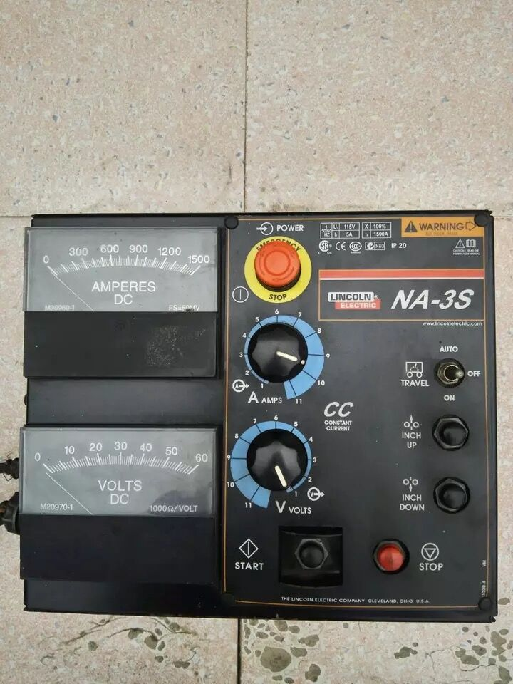 林肯NA-3S控制箱