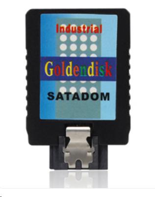 云存科技Goldendisk固态硬盘SATADOM盘