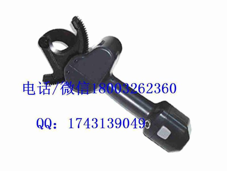 美国KUDOS进口REC-54棘轮切刀 线缆切刀充电式线缆剪