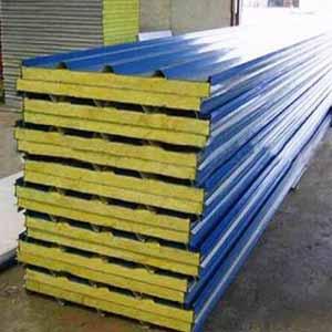 供兰州岩棉板和甘肃岩棉夹芯板供应商