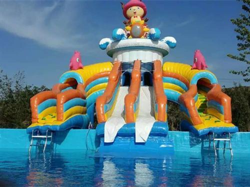 大型充气水上乐园,充气水上乐园,【莱恩斯】(多图)
