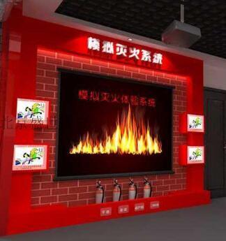 模拟灭火、虚拟灭火