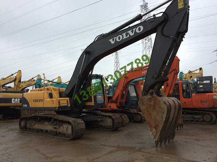 二手沃尔沃240挖掘机市场特价促销