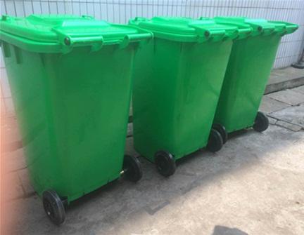 昭通塑料垃圾桶批发 昆明垃圾桶宙锋科技13708703797