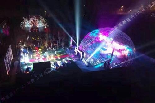音乐节球形帐篷供应|球形帐篷|广州球形帐篷生产(图)
