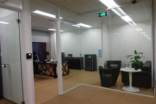 办公室隔墙_中海华宇_文昌办公室隔墙