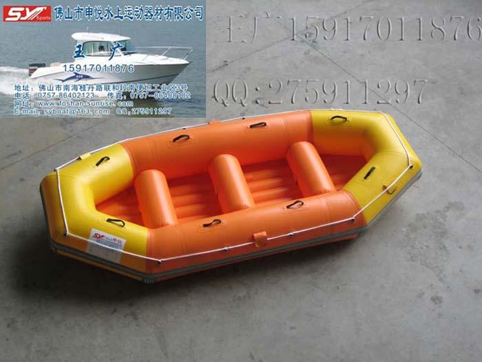 6人漂流艇,橡皮艇,防汛船