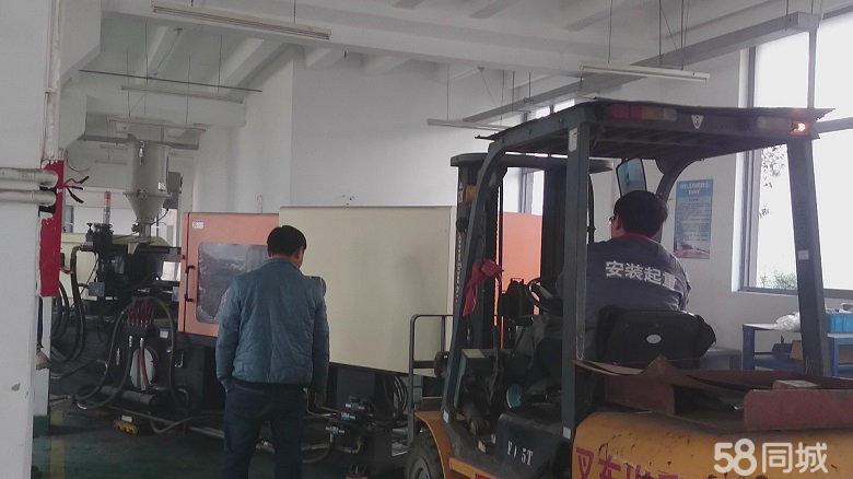 上海市杨浦长白新村吊装搬运各类叉车出租大吊车出租搬厂