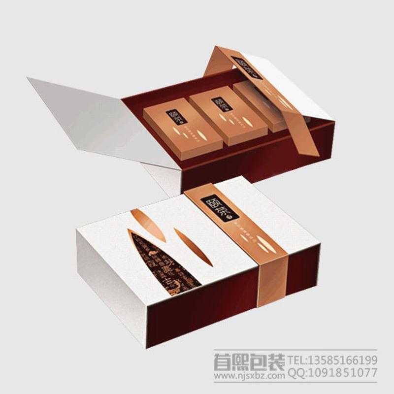 碧螺春茶叶包装盒 茶礼类包装盒 铁观音茶叶包装盒 铁观音包装盒 白茶包装盒