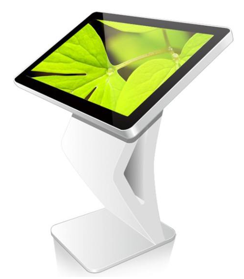 27寸时尚茶几 电容触摸屏 电视电脑一体机触摸茶几 一体机套件
