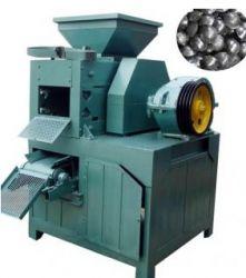 广元型煤压球机促使物料成型的方法有两种