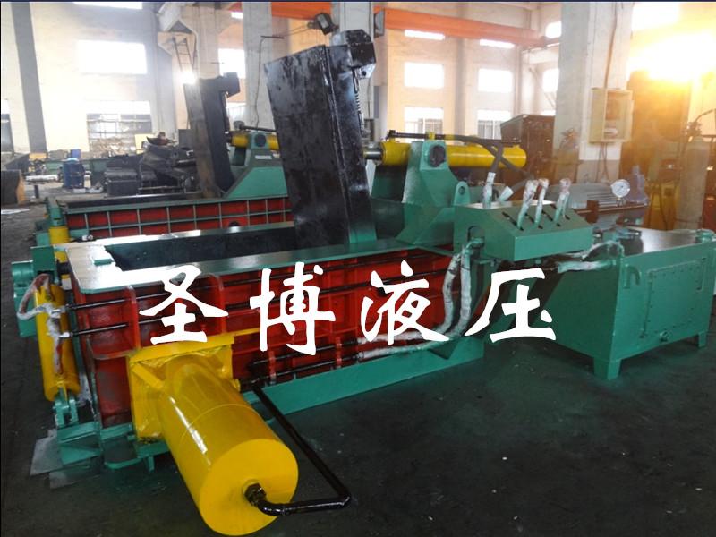 江阴圣博液压打包机屑饼机压块机剪切机