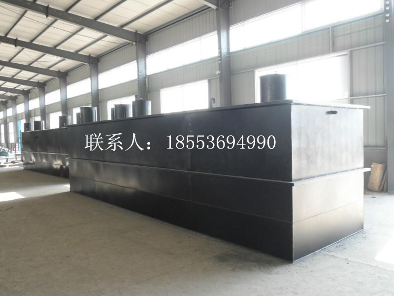 wsz-0.5生活污水处理设备厂家