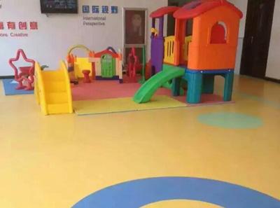 浅析悬浮拼装地板的产品优点-山东泽润建材有限公司