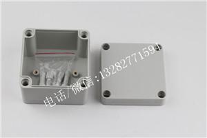 批发户外灯具防水盒 端子接线盒IP65 电源配电盒 塑料防水接线盒