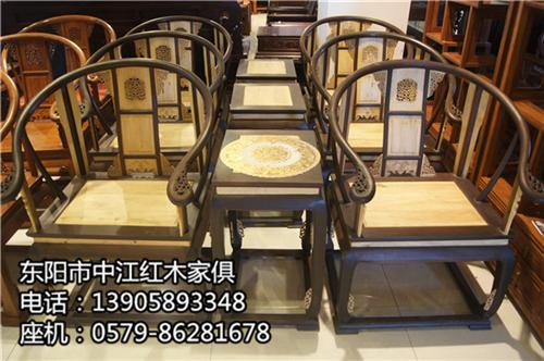 红木家具定做,上海红木家具,中江红木家俱精湛技术