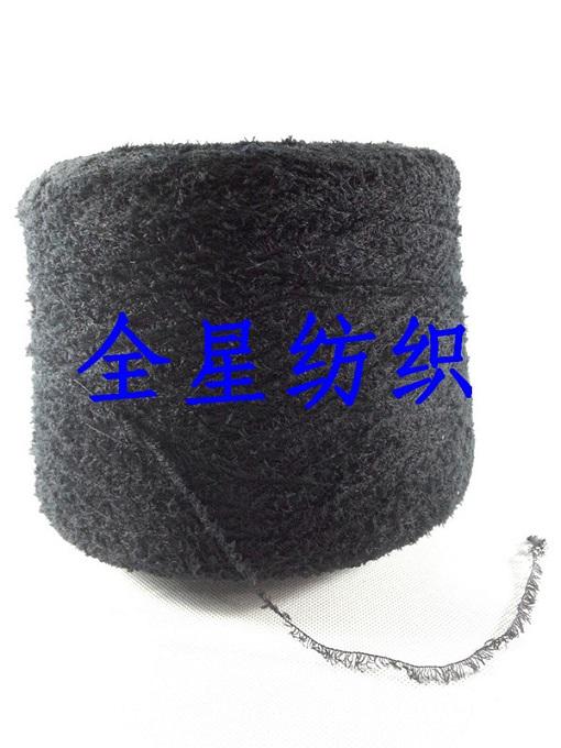 半边绒iphone导电纱丨灵敏触控纱丨触屏手套纱