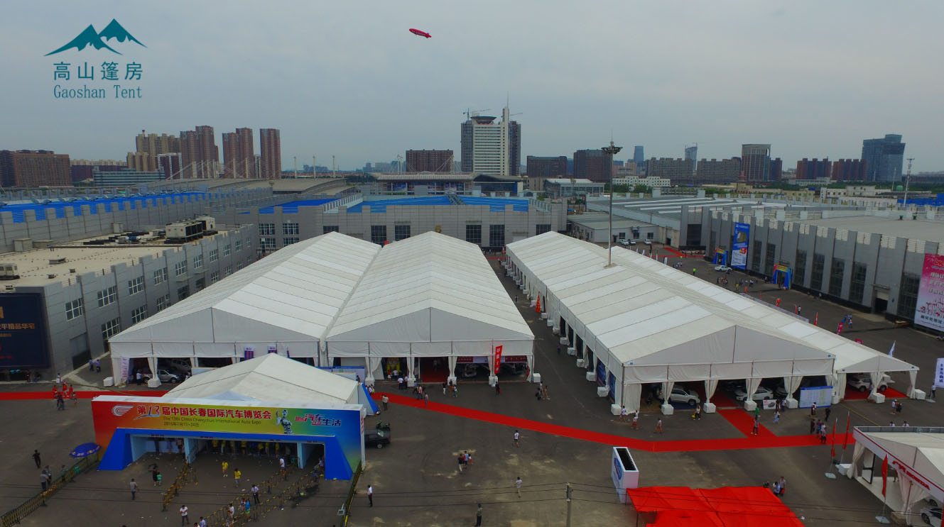 大庆啤酒节篷房、大庆展览会篷房、大庆篷房销售