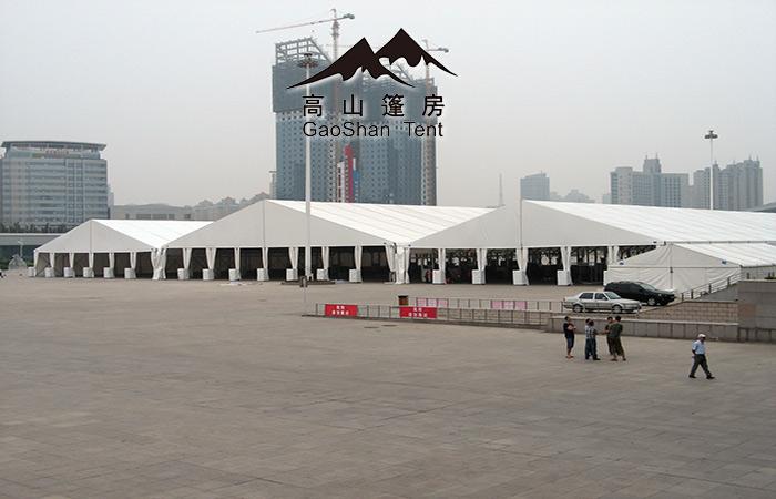 东营大跨度篷房,展销会大篷,车展篷房,东营棚房