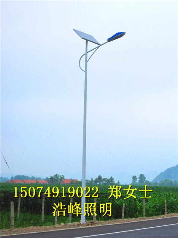 永州太阳能路灯价格 永州太阳能路灯批发 永州路灯安装