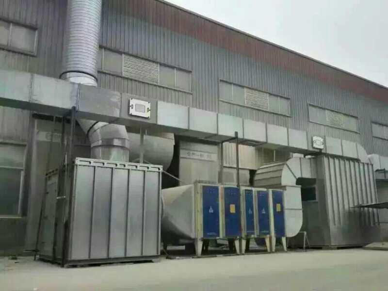 上海赫炫油漆废气处理设备厂家直销