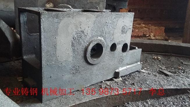 铸钢件模锻锤电液锤的加工定制