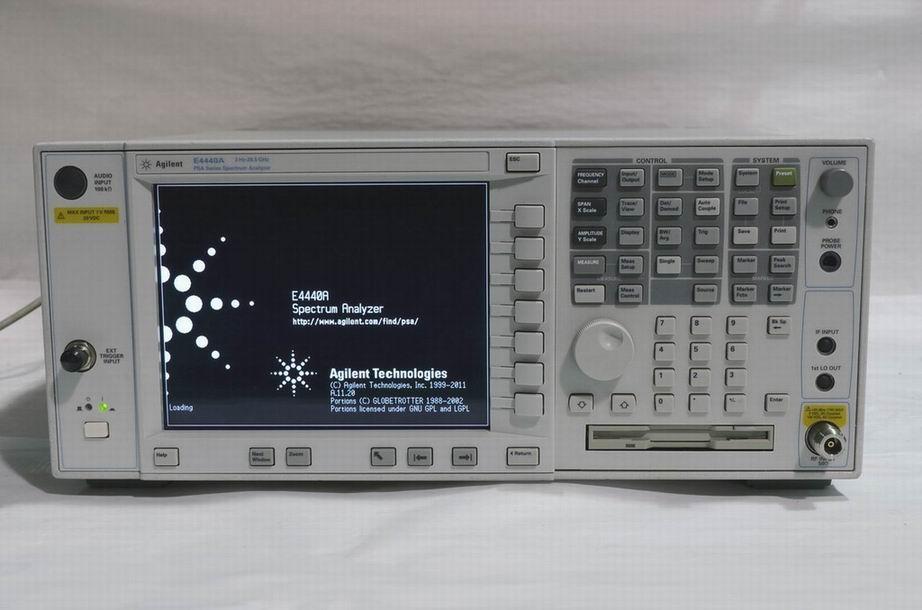 型号Agilent E4445A频谱分析仪