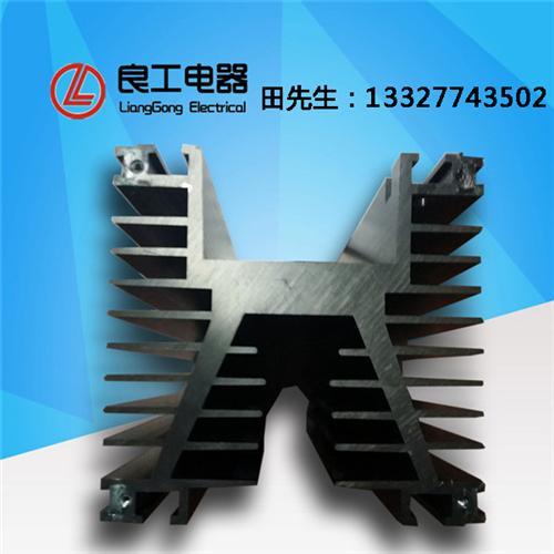 铝型材散热器公司_青岛铝型材散热器_镇江良工电器(查看)