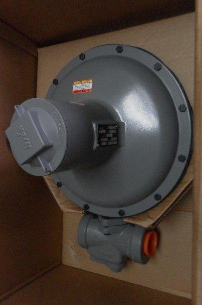 美国ITRON大流量燃气调压阀RBE4711/ RBE4721/RBE4731减压阀