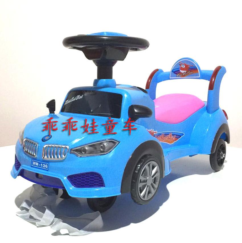 乖乖娃童车敢于同骗子斗争 乖乖娃提供安全时尚的童车