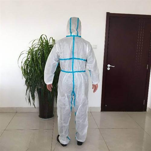 无纺布工厂防护服价格、工厂防护服、威德曼家纺(图)