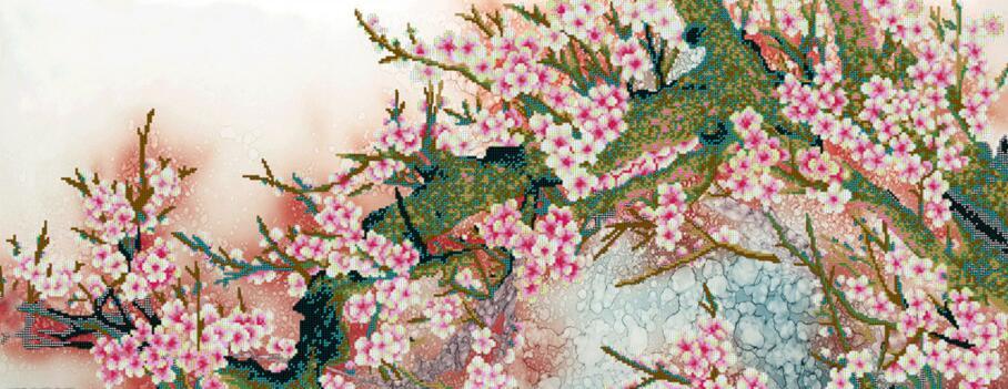 信海缘钻石画能呼吸的环保品牌