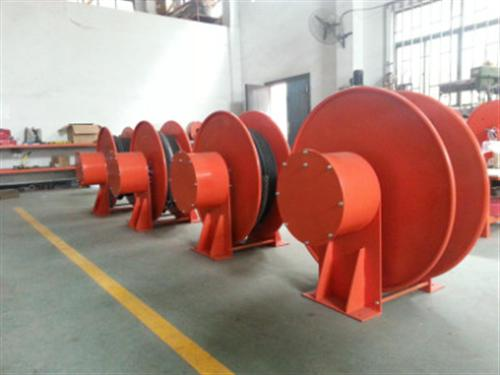 南京电缆卷筒订做,无锡锐得力机电设备,电缆卷筒订做