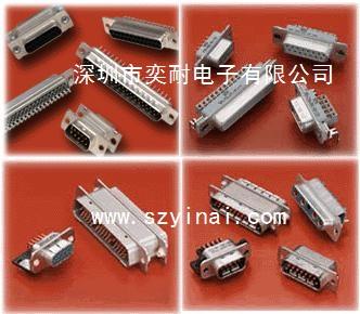 滤波连接器,DB9滤波连接器,EMI滤波器 ,高性能滤波连接器