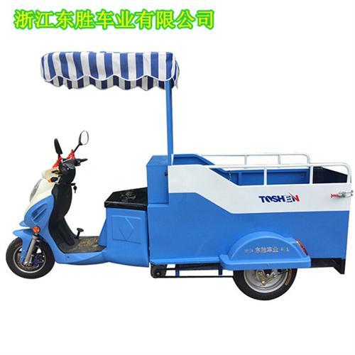 浙江电动三轮保洁车、东胜车业值得信赖、电动三轮保洁车厂家
