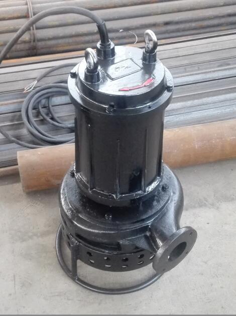 自攪拌潛水清淤泵耐磨抽沙泵