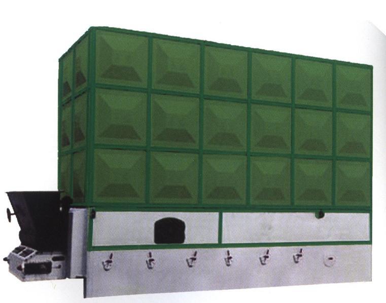 卧式有机热载体锅炉(燃油、燃气、燃煤、燃生物质)