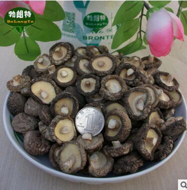 勃朗特土产干货短脚香菇 美味山珍非庆元菇 养生食材食用菌500克 一件代发